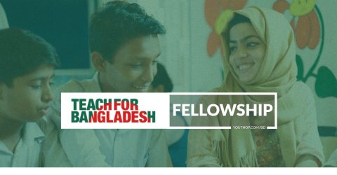Fellowship opportunity at Teach For Bangladesh 2019