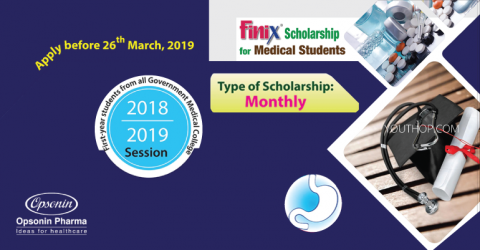 2019 Finix Scholarship for Bangladeshi Medical Students