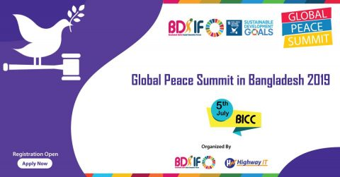 Global Peace Summit in Bangladesh 2019
