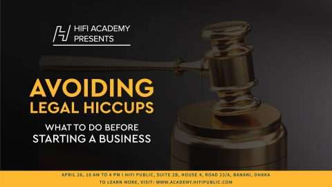 Avoiding Legal Hiccups- What To Do Before Starting A Business