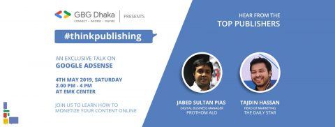 Think Publishing (GBG) – 2019 in Dhaka