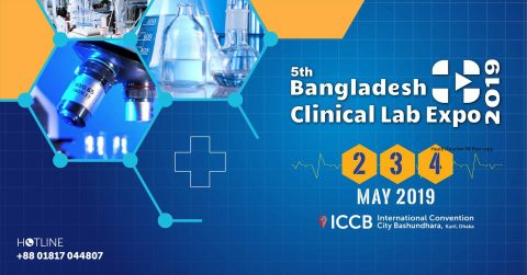 5th Bangladesh Clinical Lab Expo 2019 in Dhaka