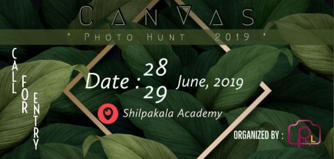 """Call For Entry : """"Canvas – Photo Hunt 2019"""" – in Dhaka"""