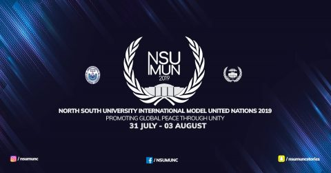 North South University International Model United Nations 2019