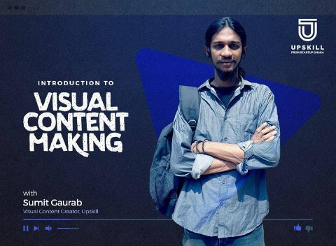 Introduction to Visual Content Making – 2019 in Dhaka
