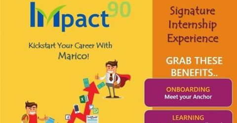 Internship Opportunity at Marico Bangladesh Ltd. 2019 in Dhaka