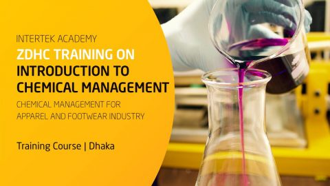 Training on Introduction to Chemical Management – in Dhaka 2019