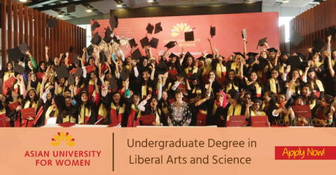 AUW Undergraduate Degree in Liberal Arts and Science (2019 Batch)