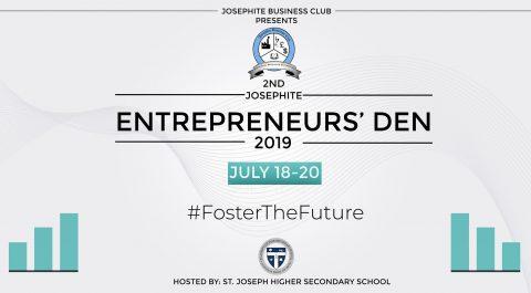 2nd Josephite Entrepreneurs' Den Business Festival 2019 in Dhaka
