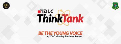 IDLC presents ThinkTank- Organized by BUP BCC 2019 in Dhaka