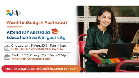 Australia Education Fest- 2019 in Dhaka