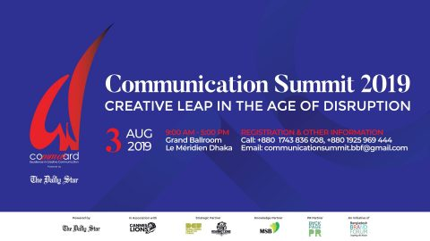 9th Communication Summit 2019 in Dhaka