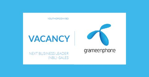 Next Business Leader Opportunity 2019 at Grameenphone