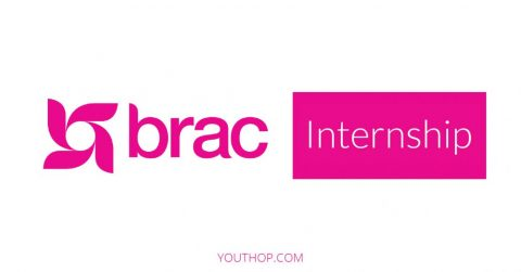 Internship Opportunity at BRAC 2019