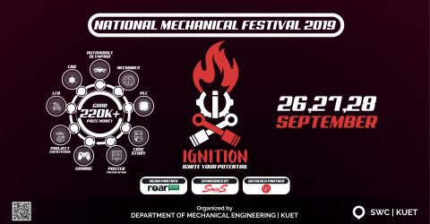 Ignition 2019 : National Mechanical Festival