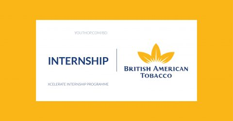 Xcelerate Internship Programme At British American Tobacco, Dhaka