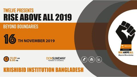 'Rise Above All 2019 – Nation's Largest Public speaking Session' organised by Don Sumdany