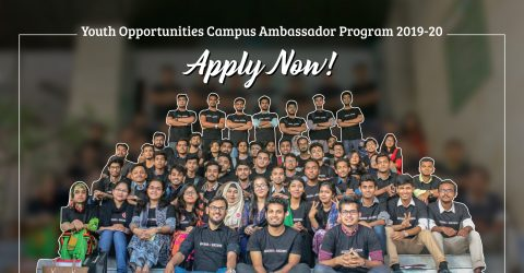 Youth Opportunities Campus Ambassador Program 2019-20 in Bangladesh