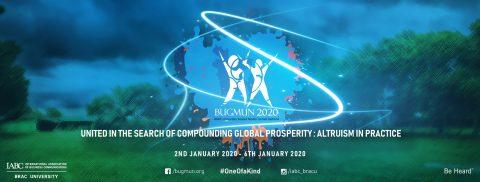 BRAC University Model United Nations 2020 in Dhaka