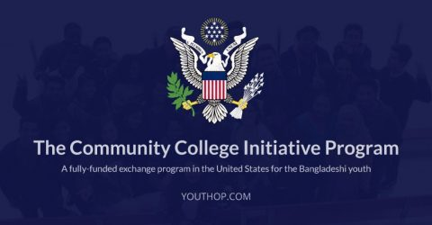 The Community College Initiative Program 2020-21 in USA