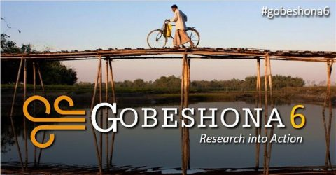 6th Gobeshona International Conference on Research into Action in Bangladesh