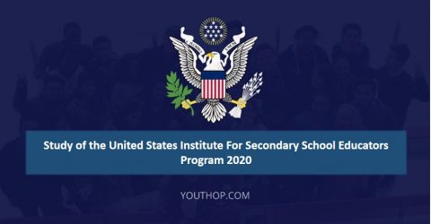Study of the United States Institute For Secondary School Educators Program 2020