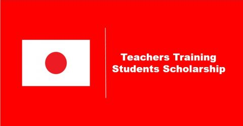 MEXT Teachers Training Students Scholarship for Bangladeshis in Japan 2020