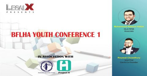 BFLHA Youth Conference 2019 in Dhaka