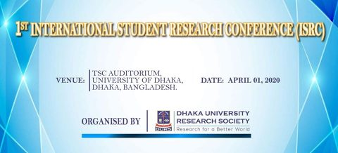 1st International Student Research Conference 2020 in Dhaka