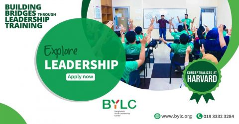 BYLC presents Building Bridges through Leadership Training (BBLT) in Dhaka