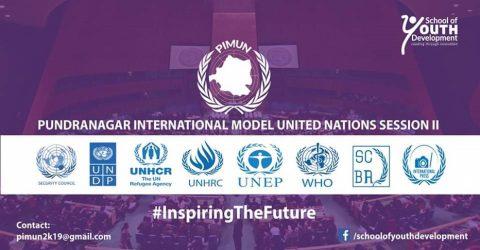 Pundranagar International Model United Nations 2020 in Bogura