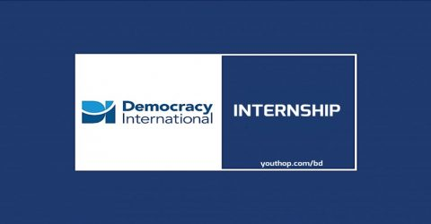 Research Intern Democracy International in Bangladesh 2020