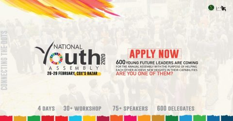 National Youth Assembly 2020 in Cox's Bazar
