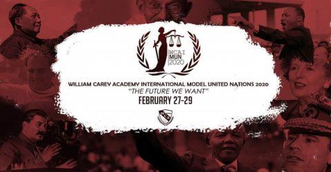 William Carey Academy International Model United Nations 2020 in Chattogram