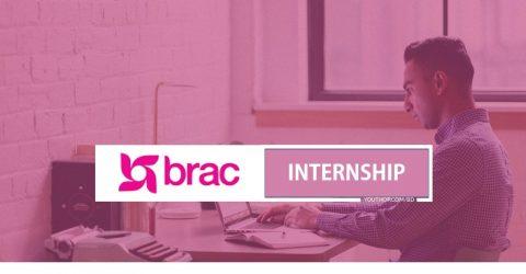 Internship Opportunity at BRAC Programme and Enterprise Communications 2020