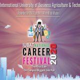 IUBAT National Career Festival 2020 in Dhaka