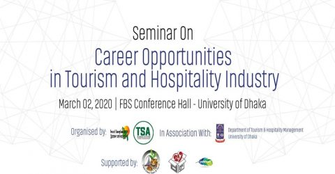Seminar on Career Opportunities in Tourism & Hospitality Industry 2020 in Dhaka