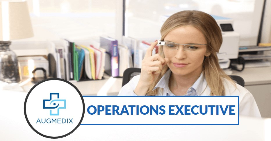 Augmendix is looking for Operations Executive 2020