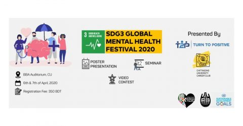 Global Mental Health Festival 2020 in Chittagong