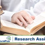 Job Opportunity as Research Assistant at WorldFish Cox's Bazar 2020