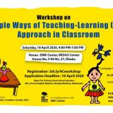 Teachers' Workshop: MWTL Approach in Classroom 2020