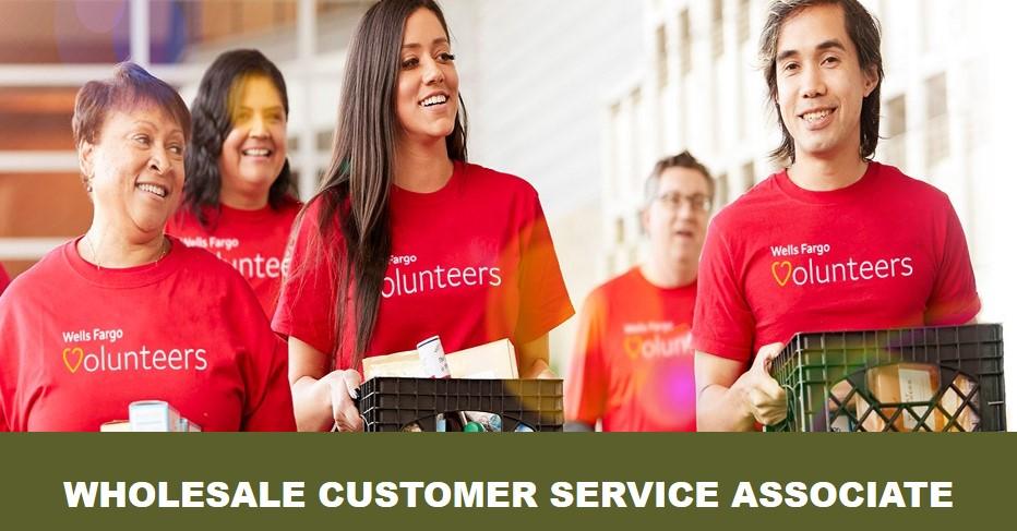 Wells Fargo Is Hiring Wholesale Customer Service Associate Dhaka 2020