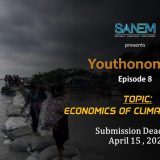 Youthonomics 8 : Hosted by SANEM 2020 in Dhaka