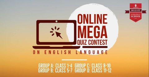 BIS Online Mega Quiz Contest Hosted by Belfast International School 2020