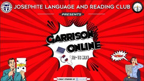 Josephite Language & Reading Club presents Garrison Online 2020