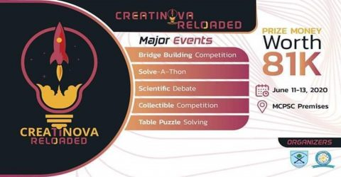 Creatinova Reloaded; The 2nd MCPSC Science Carnival 2020