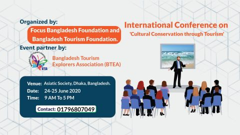 International Conference on Cultural Conservation through Tourism 2020