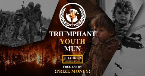 Triumphant presents Youth MUN 2020