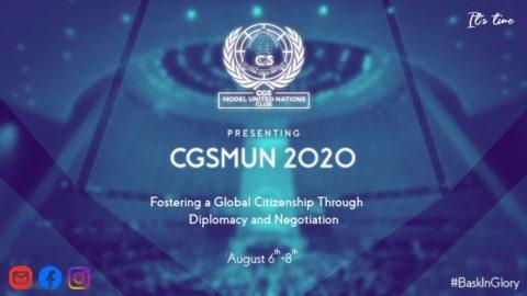 Chittagong Grammar School Model United Nations 2020