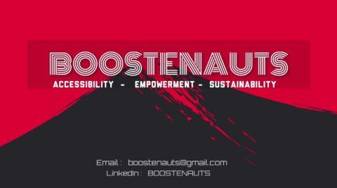 BOOSTENAUTS is hiring Student Volunteers 2020